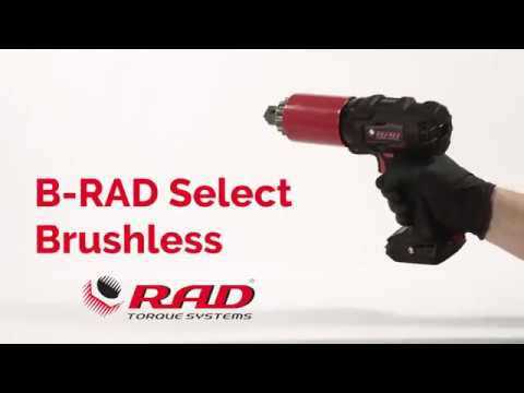 b rad select brushless